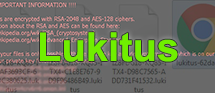 Hur man dekrypterar .lukitus virus-filer