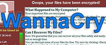 Wannacry ransomware virus – Sverige cyberattack